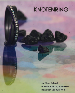 Knotenring dunkel solo