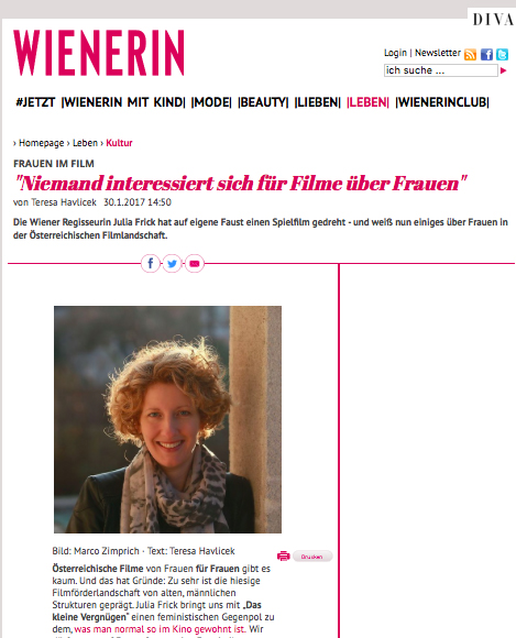 Interview Wienerin
